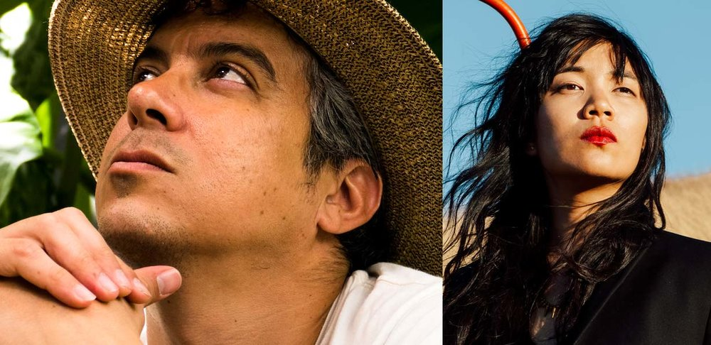 M. Ward and Thao & The Get Down Stay Down
