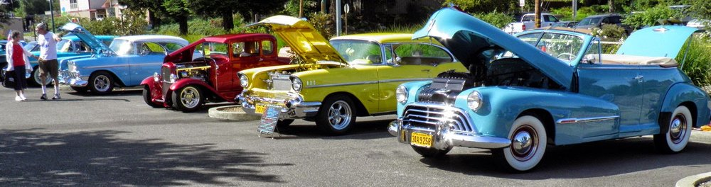 Classic Car Show Cruise Ronnies Awesome List - Cruise car show