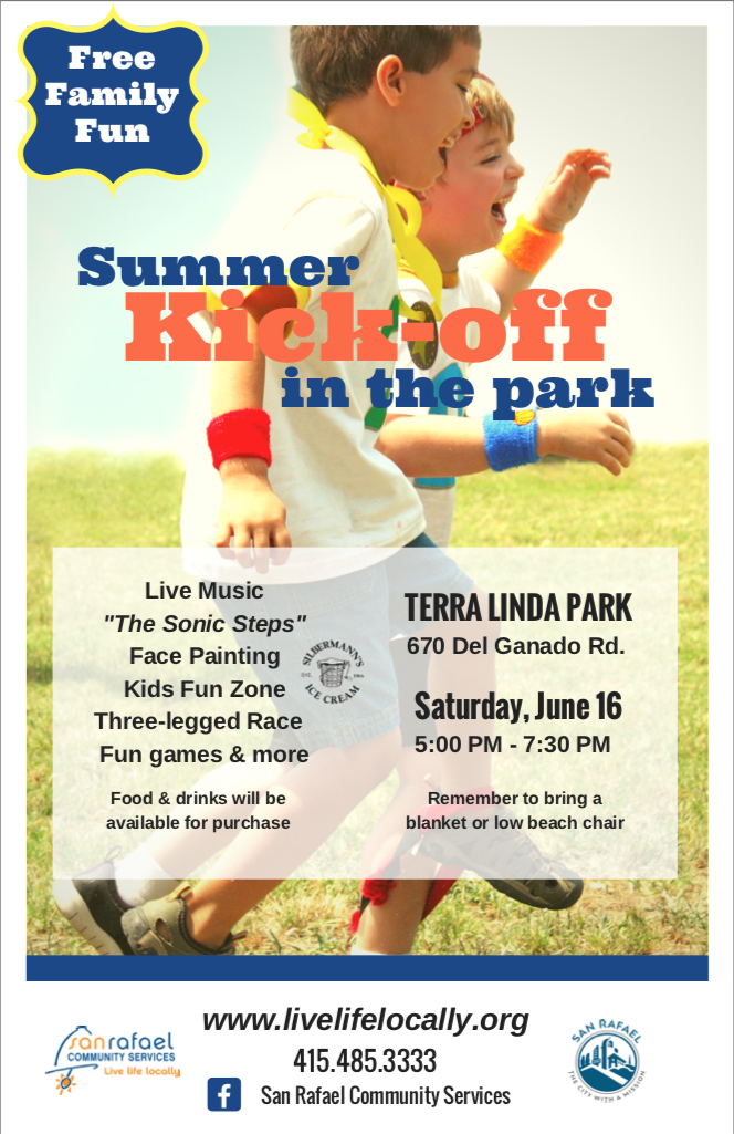 Summer Kick-off in the park
