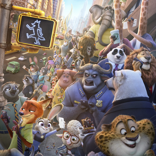 ZOOTOPIA - Come join us for this free community screening near downtown Mill Valley!