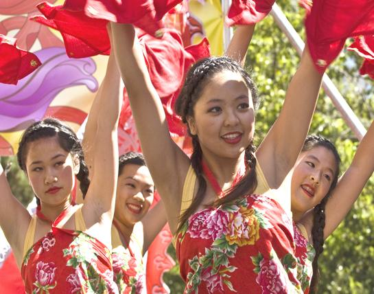 Flying Angels Chinese Dance Company — Ronnie's Awesome List