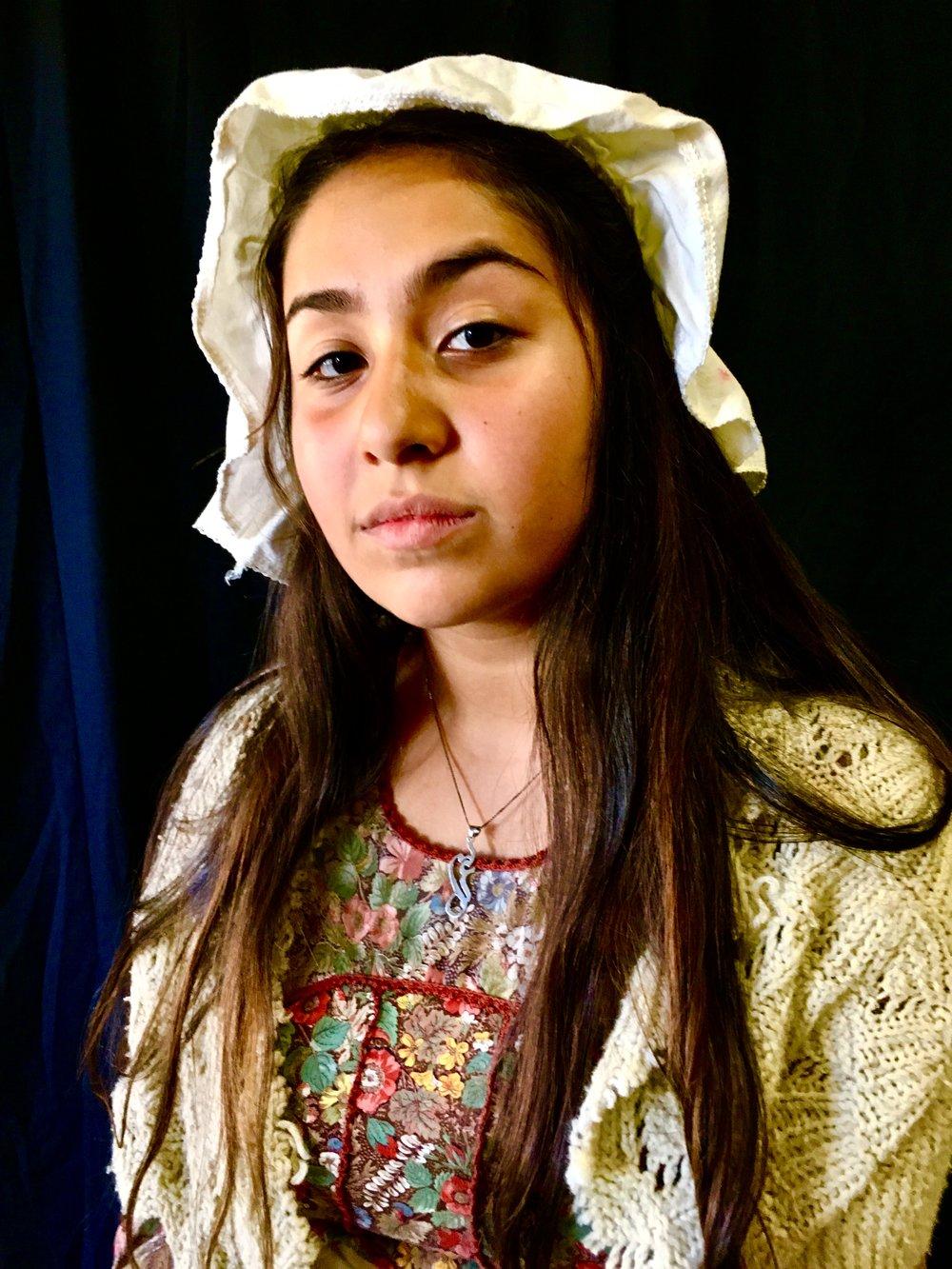 Asal Takesh as Fantine.