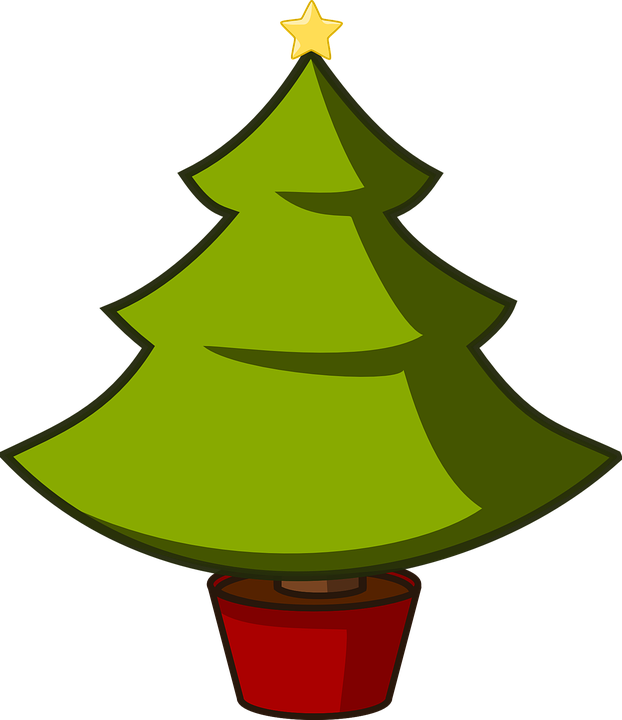 Christmas Trees - Turn your tree into mulch for water conservation and weed control in the garden.