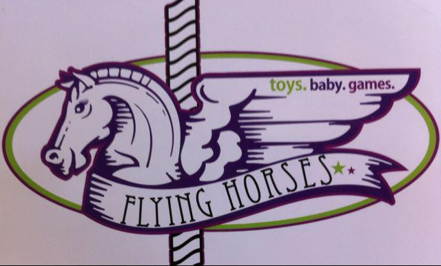 Flying Horses Toy Store - Flying Horses is a special local Toy Store. We take pride in our establishment, and we offer excellent customer service! Every Day 10-6. Located at the Bon Air Shopping Center in Greenbrae.