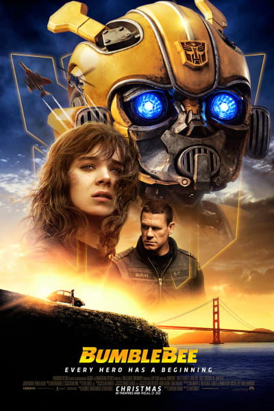 Sensory Friendly Film Showings Bumblebee Ronnie S Awesome List