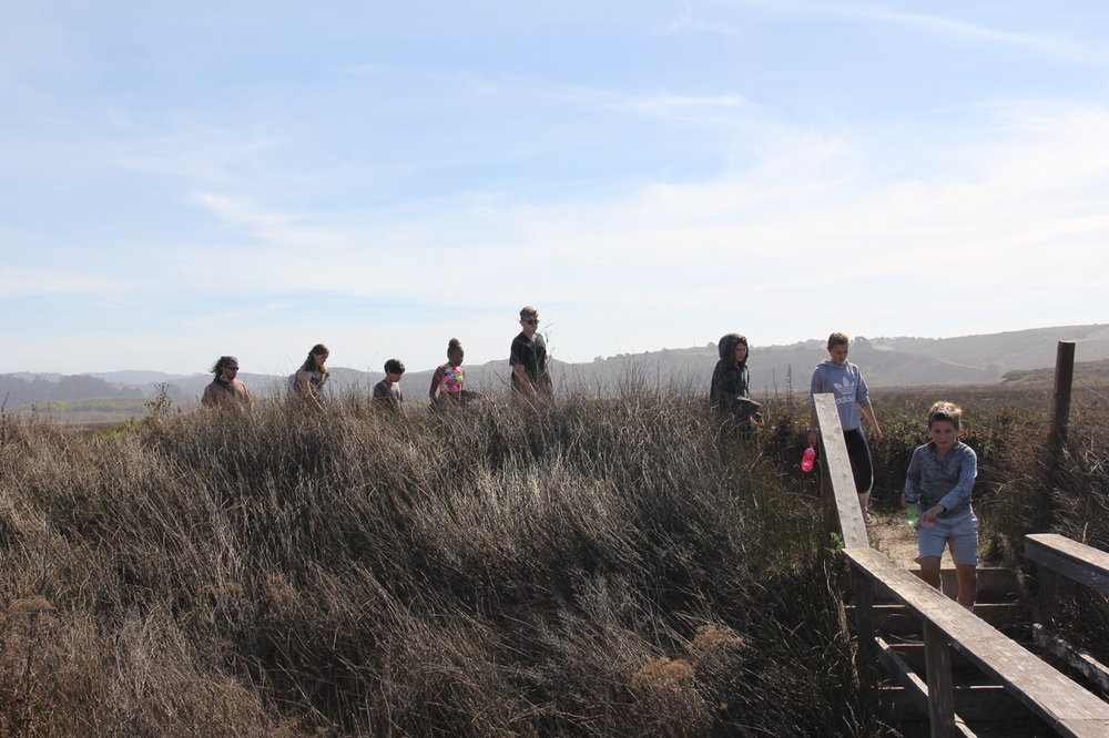 Earth Discovery Camp (Ages 3-15) - Feb 18-22, 2019 A great camp for those who love the outdoors, exploring and keeping their bodies and minds busy!Animal TrackingAncestral & Survival Skills TrainingArcheryHiking & Exploratory Adventures throughout the hills of MarinTeamwork & Leadership BuildingLunch & Bus Transportation from SF & San Anselmo Included
