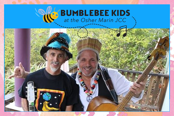 Banana Slug String Band Duet - Sun, March 10, 2019 11:00 amJoin us for a fun, engaging morning of original songs played in a variety of catchy musical styles…from Folk to Blues to Reggae, Rock & Roll and Rap. The songs are educational, funny and deeply moving. Kids come away, inspired, and ready to learn more about the Earth. Please join us for this family friendly, interactive, incredibly fun, inspiring, music & science experience.