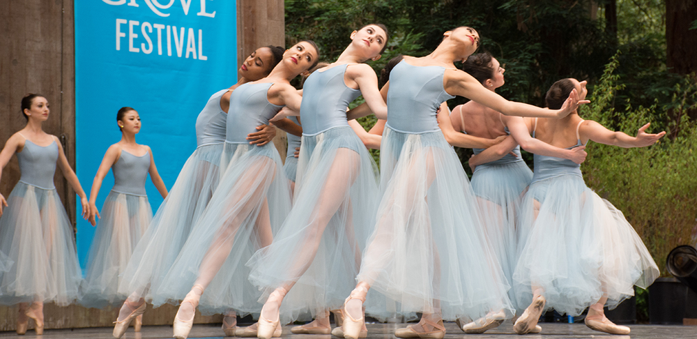 July 28 - A summer favorite returns when San Francisco Ballet, under the leadership of Artistic Director Helgi Tomasson, performs a selection of highlights from their current repertory at Stern Grove Festival. Conductor Martin West leads the San Francisco Ballet Orchestra.KIDSTAGE: Ballet with San Francisco Ballet