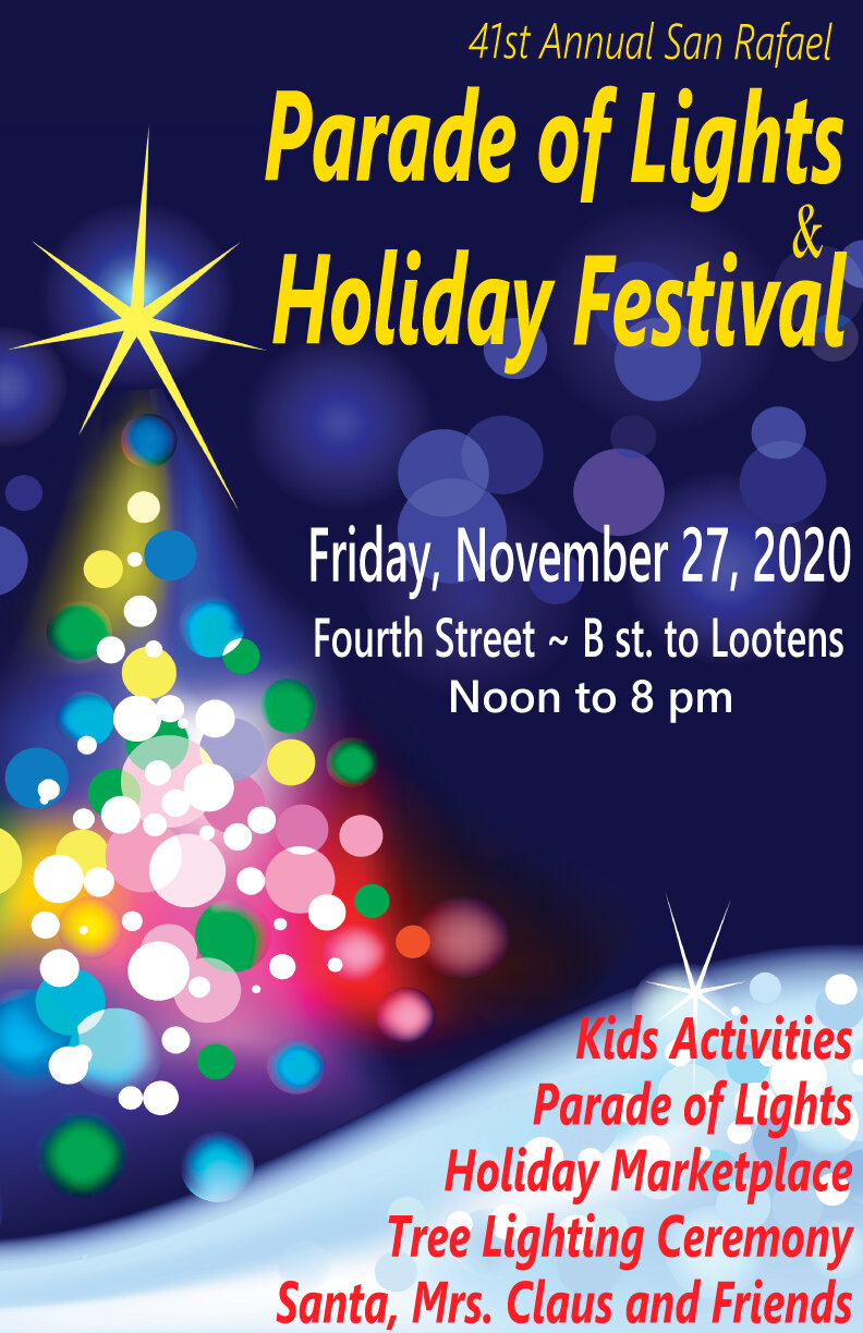 List Of Christmas Parades 2020 Annual Parade of Lights and Holiday Festival — Ronnie's Awesome List