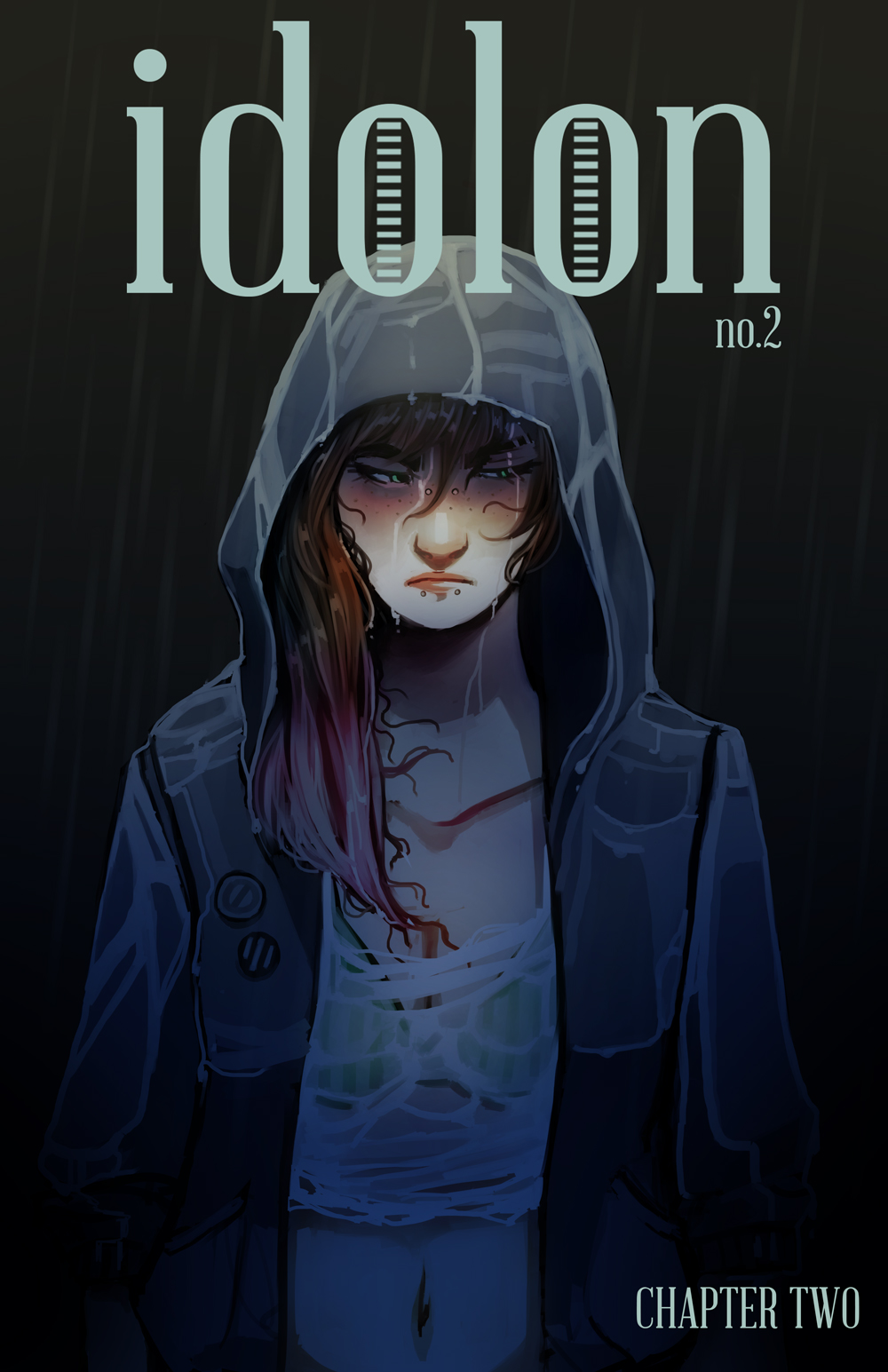 Idolon Chapter Two Cover