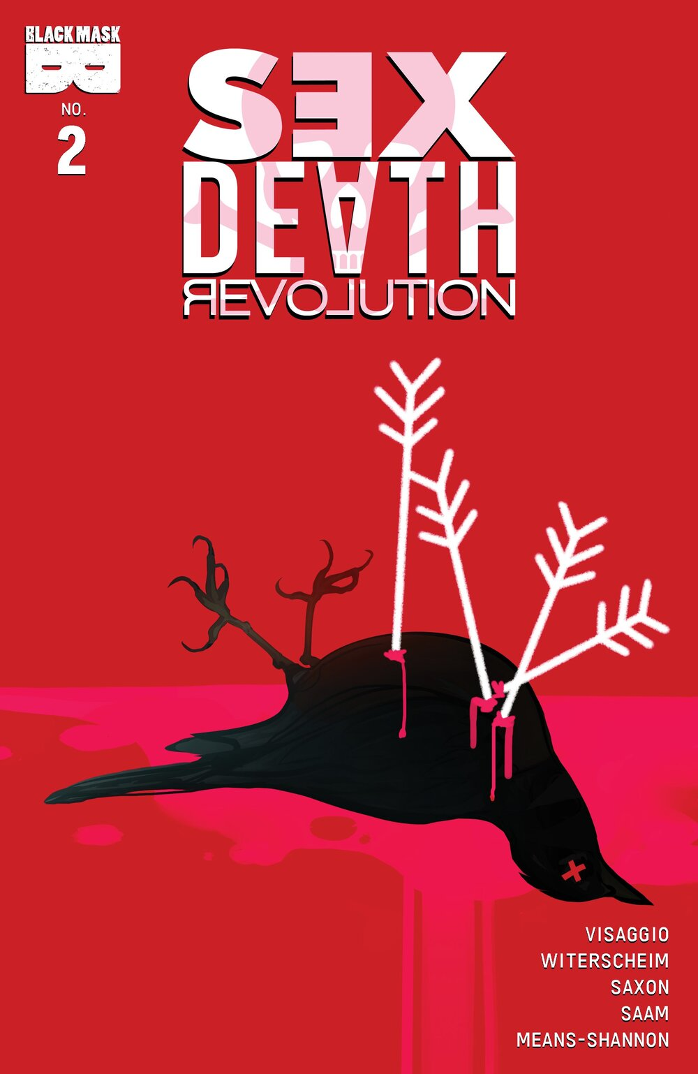 Sex, Death, Revolution 3