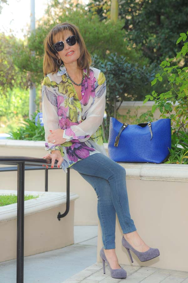 Max Volmery blouse: now on sale at  Yellow Dog ,  J-Brand Jeans , Michael Kors Handbag, Bottega Veneta Heels