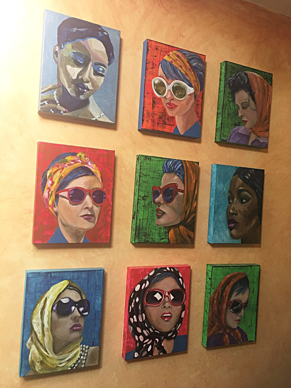 "My personal favorite, shula's ""women of colors"""
