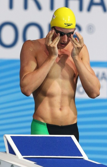 Cameron McEvoy - Swimming 2011