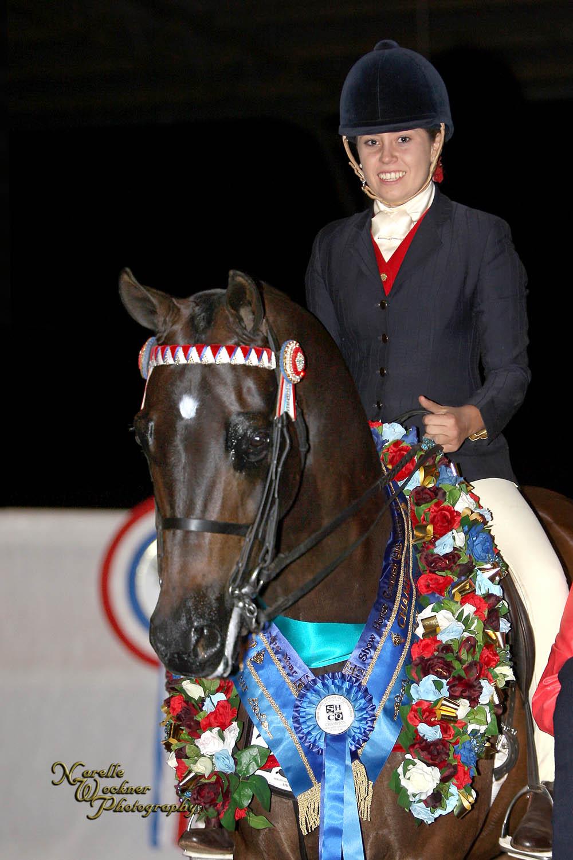 Angela Kyle - Equestrian 2011