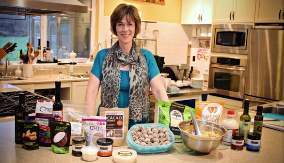 Val MacDonald, Registered Holistic Nutritionist