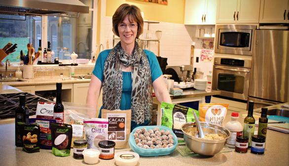 Val MacDonald, Registered Holistic Nutritionist