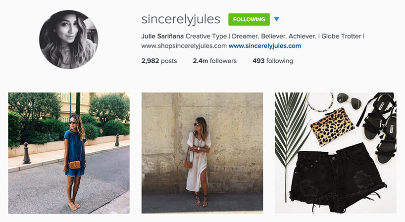 Edgy Style Blogger - Sincerely, Jules