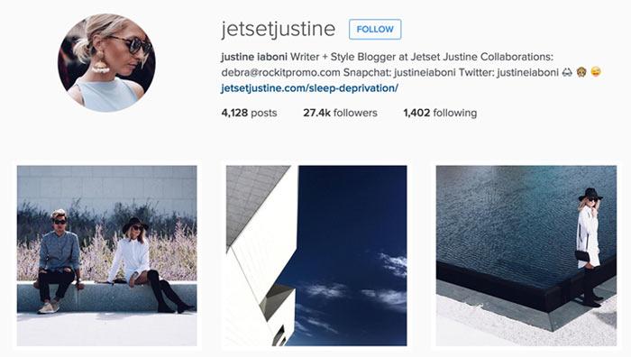 Jetset Justine