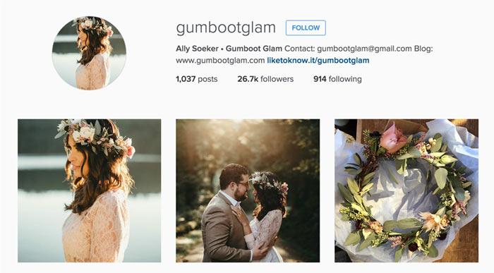 Gumboot Glam
