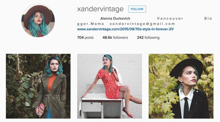 Xander Vintage