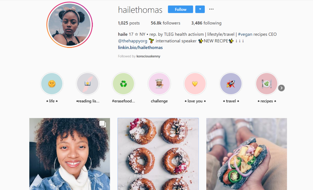 Haile Thomas Gen Z Influencer Roundup - The Shelf.png