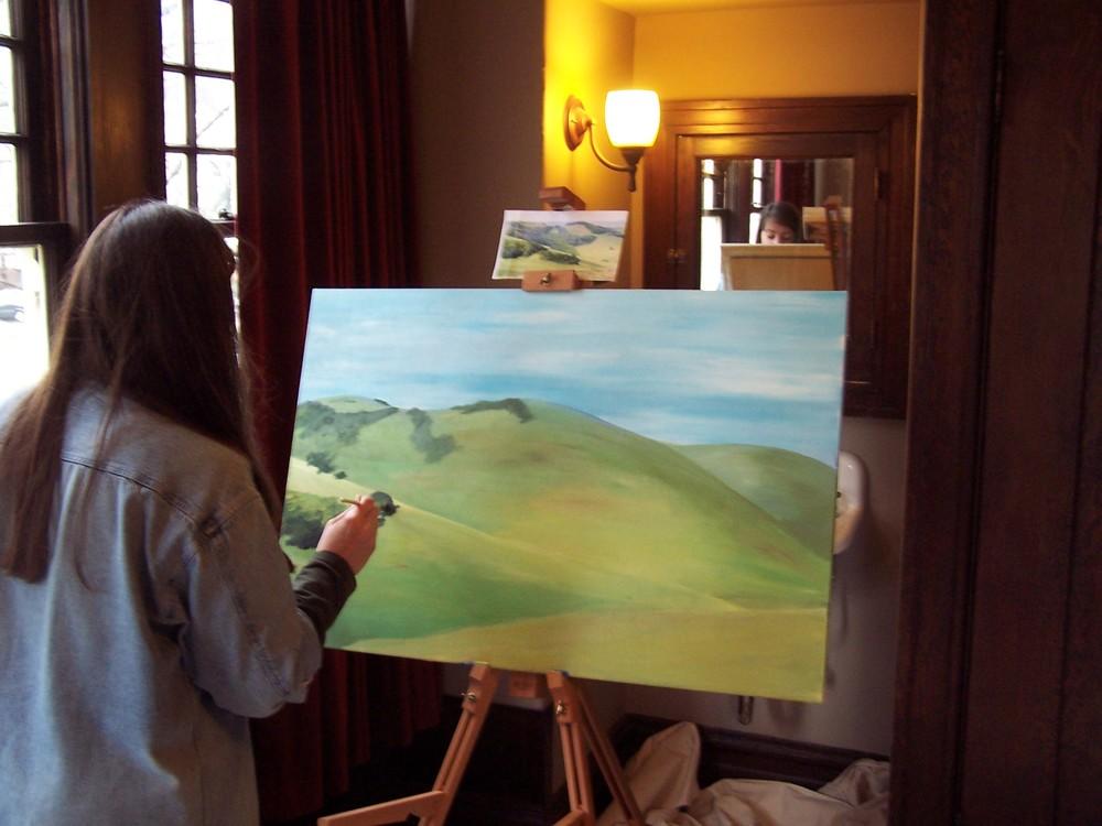 Karen Painting.JPG
