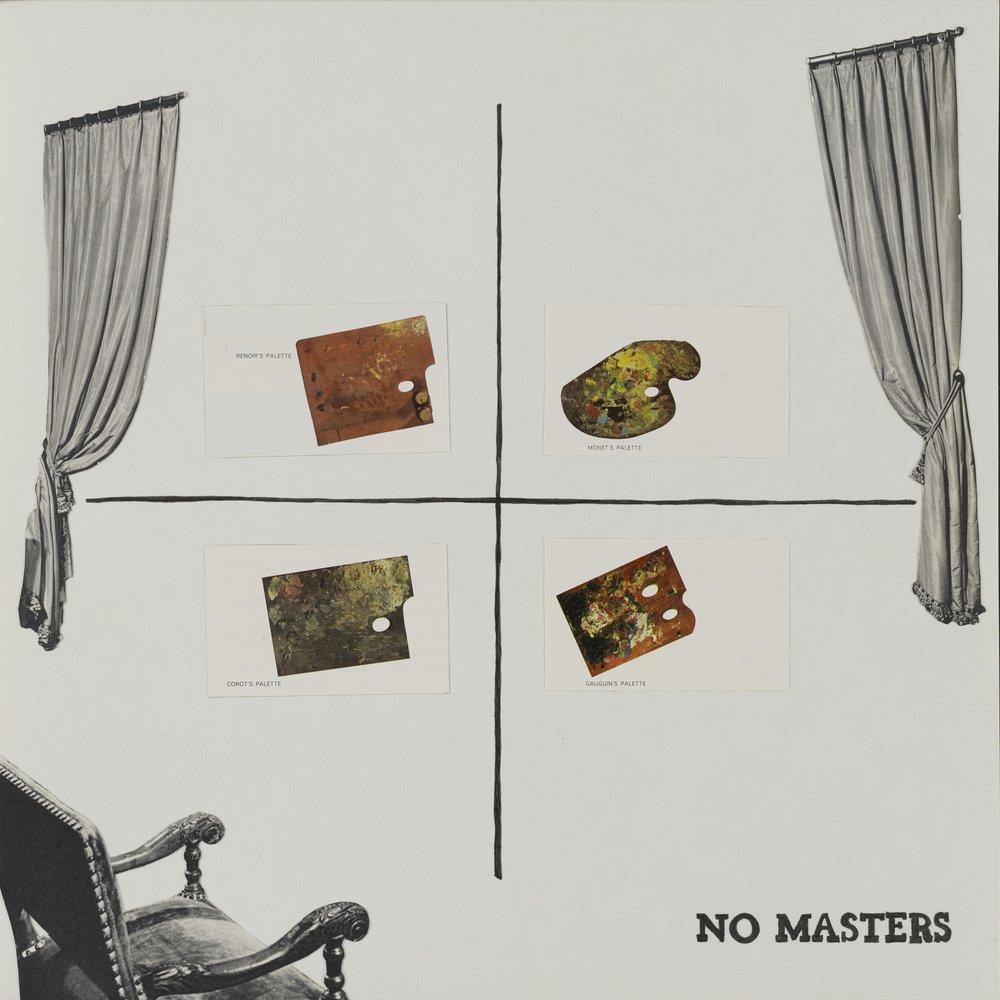 No Masters, 2016