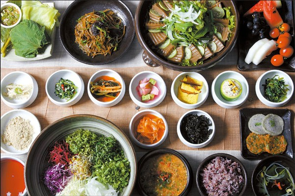 Wine pairing ideas for korean food domaine somm for About korean cuisine