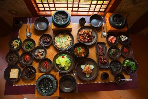 wine Korean food pairing
