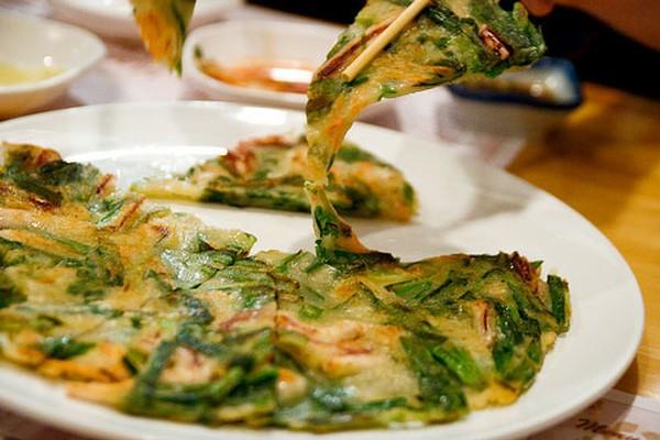 wine pairing korean food
