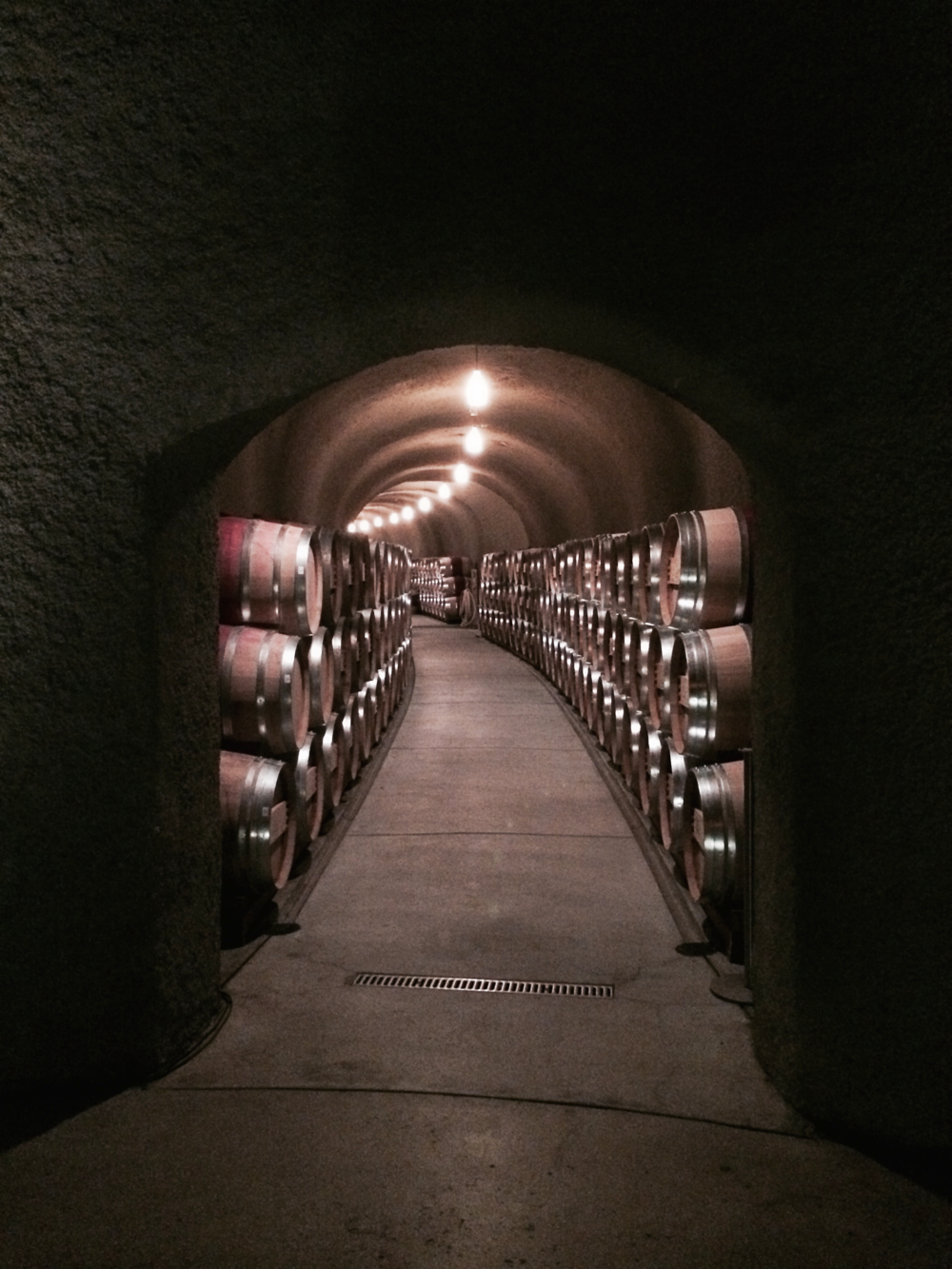Cave Tours & Barrel Tastings