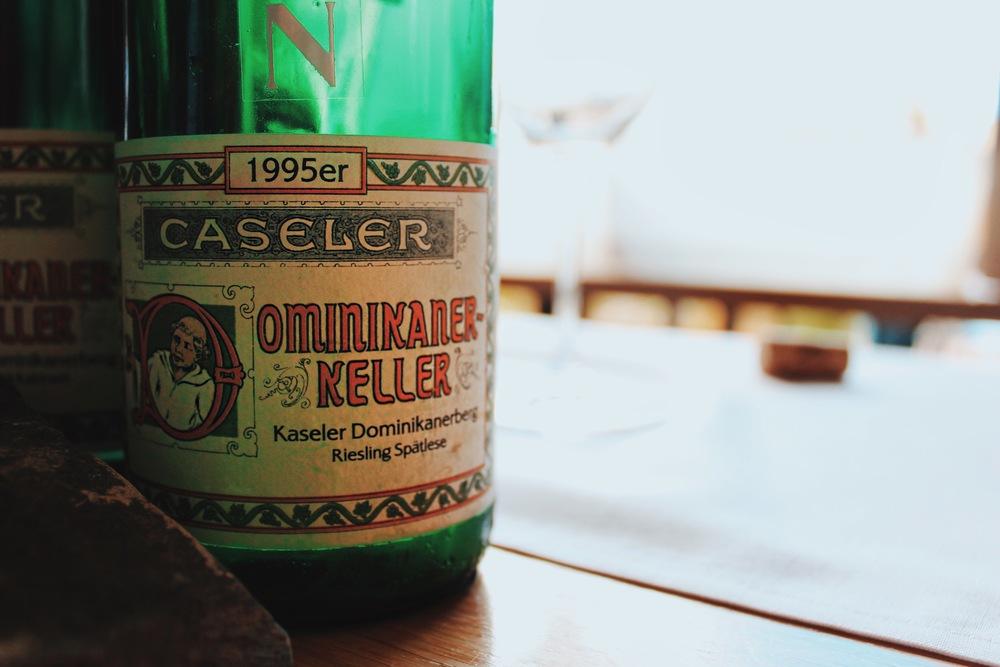 cellar curation