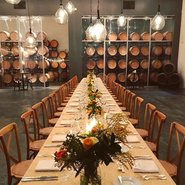 Loved partnering with @bluxomewinery @360dginc @thecheeseschool on another special event this week! 🍷