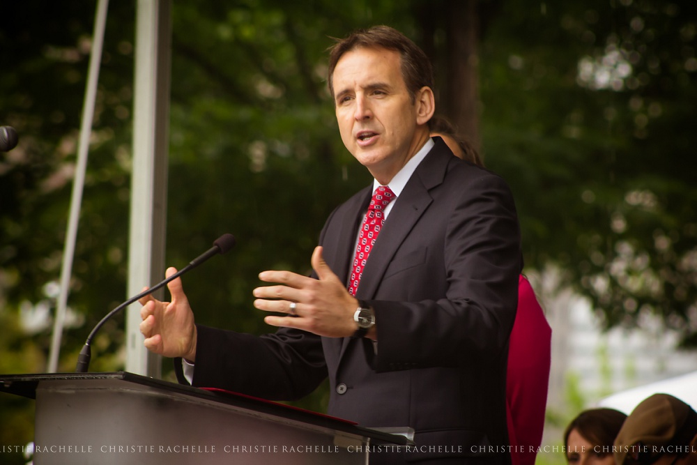 Honorable Tim Pawlenty, Former Governor of Minnesota