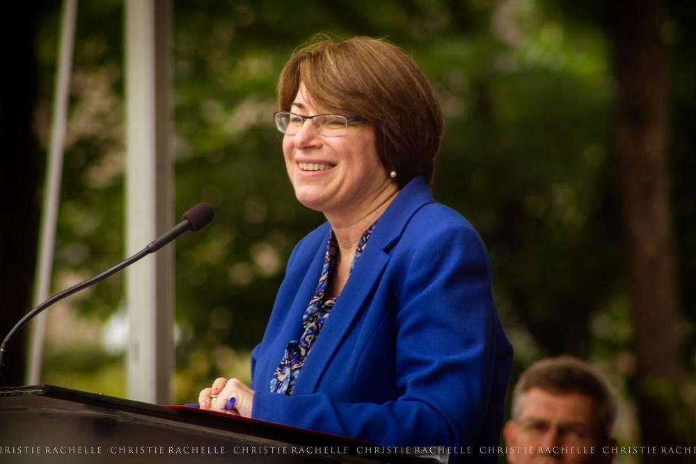 Senator Amy Klobechar