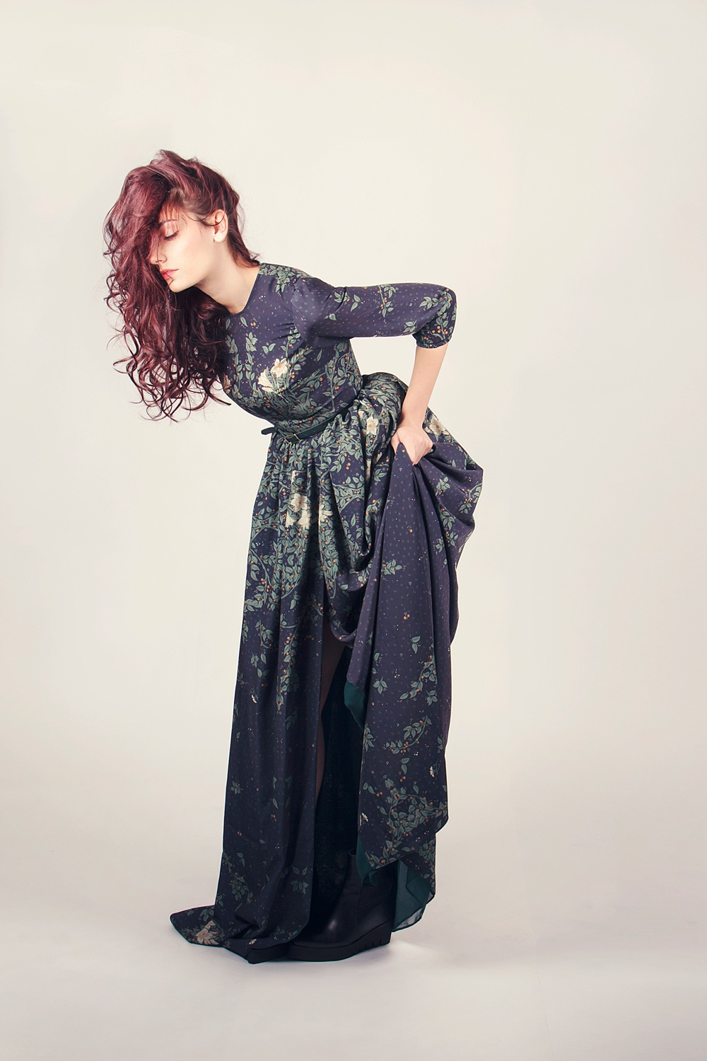 FW2015 Collection by Sarah Furnae