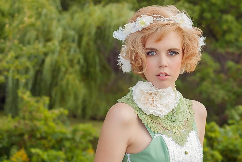 BLASPHEMINA'S CLOSET - 'Second Star' Lookbook byProject Runway S16 Alum Samantha Rei