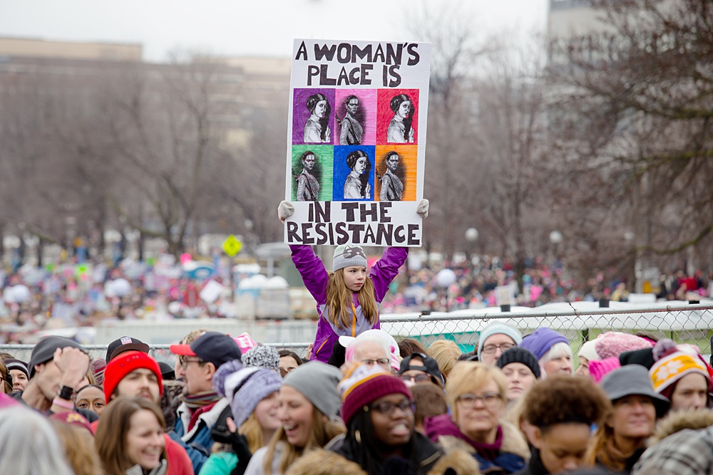 WOMENS MARCH 2017   OFFICIAL PHOTOGRAPHER