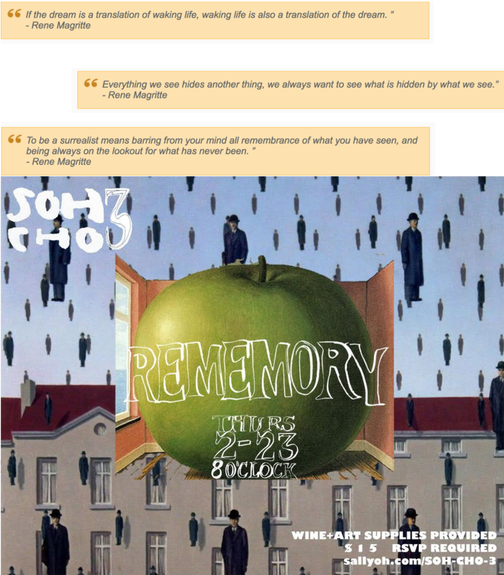 REMEMORY [3] february23