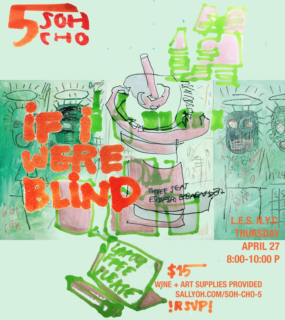 IF I WERE BLIND [5] april27