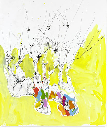 Georg-Baselitz-Between-Eagles-and-Pioneers-White-Cube-3.jpg