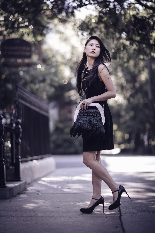 Model: Hau Yin Andree Kong | Photography: Justin Chan