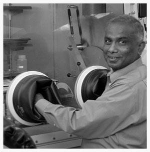 Professor Arumugam Manthiram, UT Austin