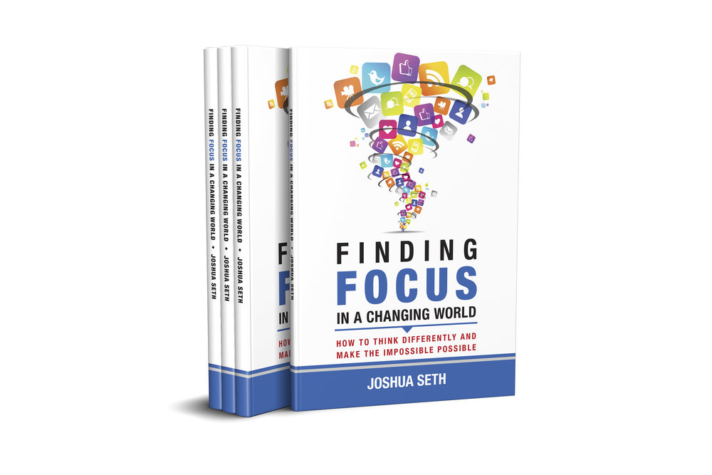 Finding Focus in A Busy World  How To Tune Out The Noise and Work Well Under Pressure  Learn More...