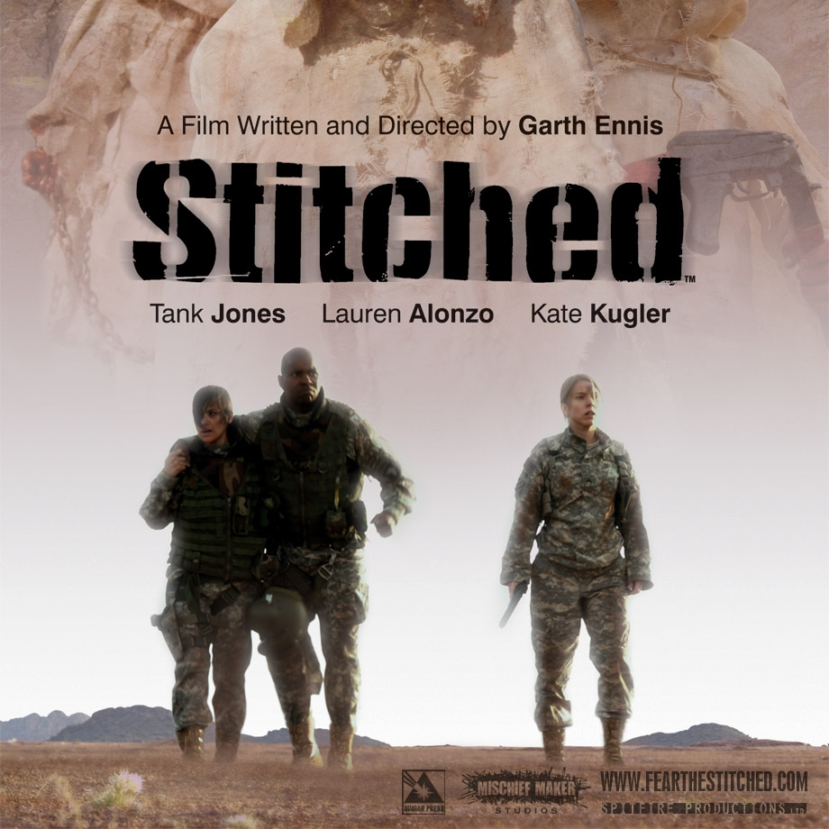 Stitched (2011)