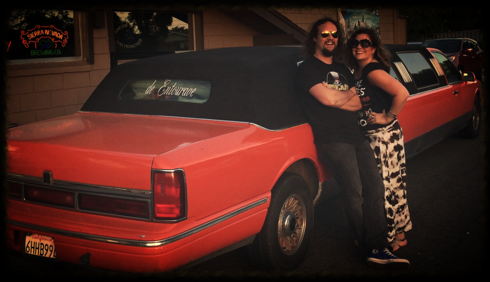 Follow The Orange Limo on Facebook!