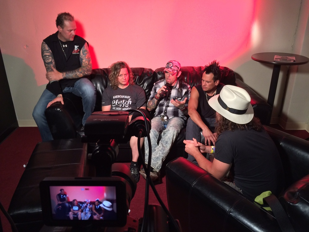 Interview with Seasons of Insanity