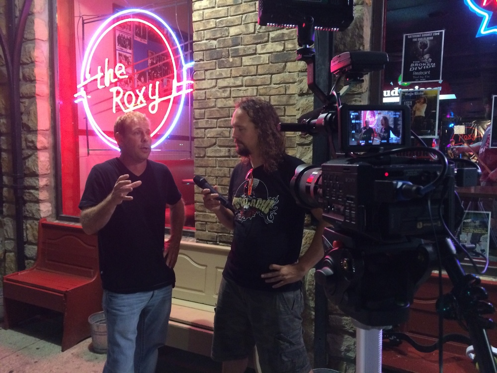 Interview with Jim Kilroy of The Roxy