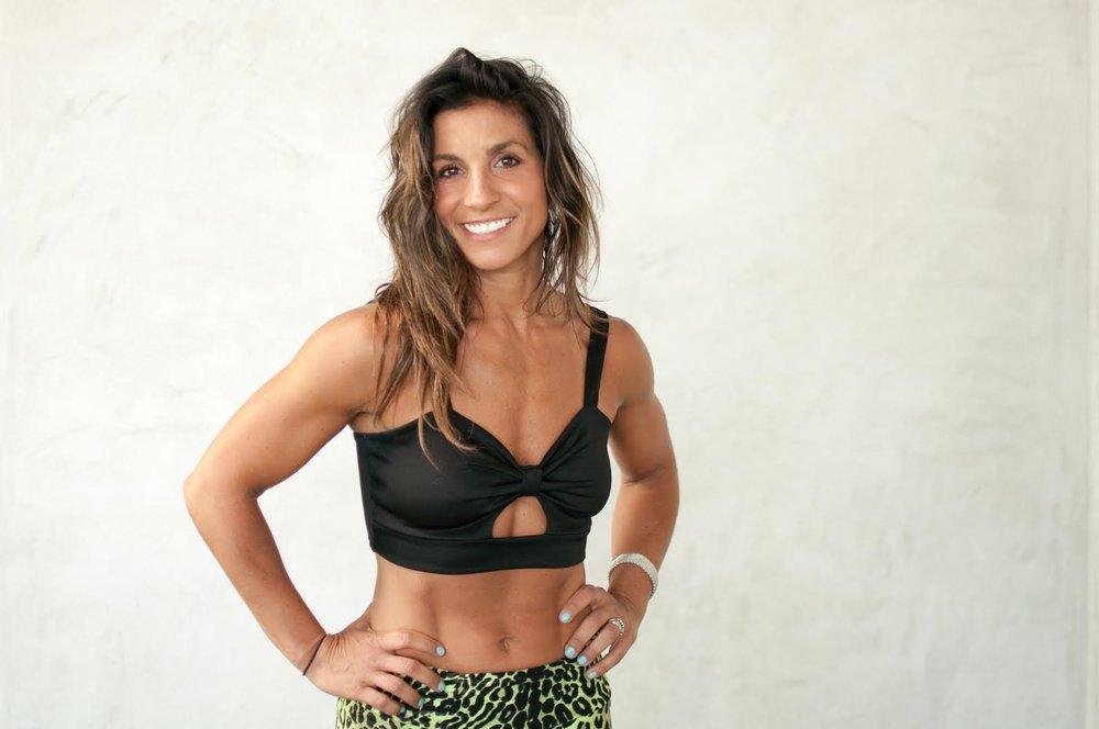 Raquel   Salvadori,Instructor